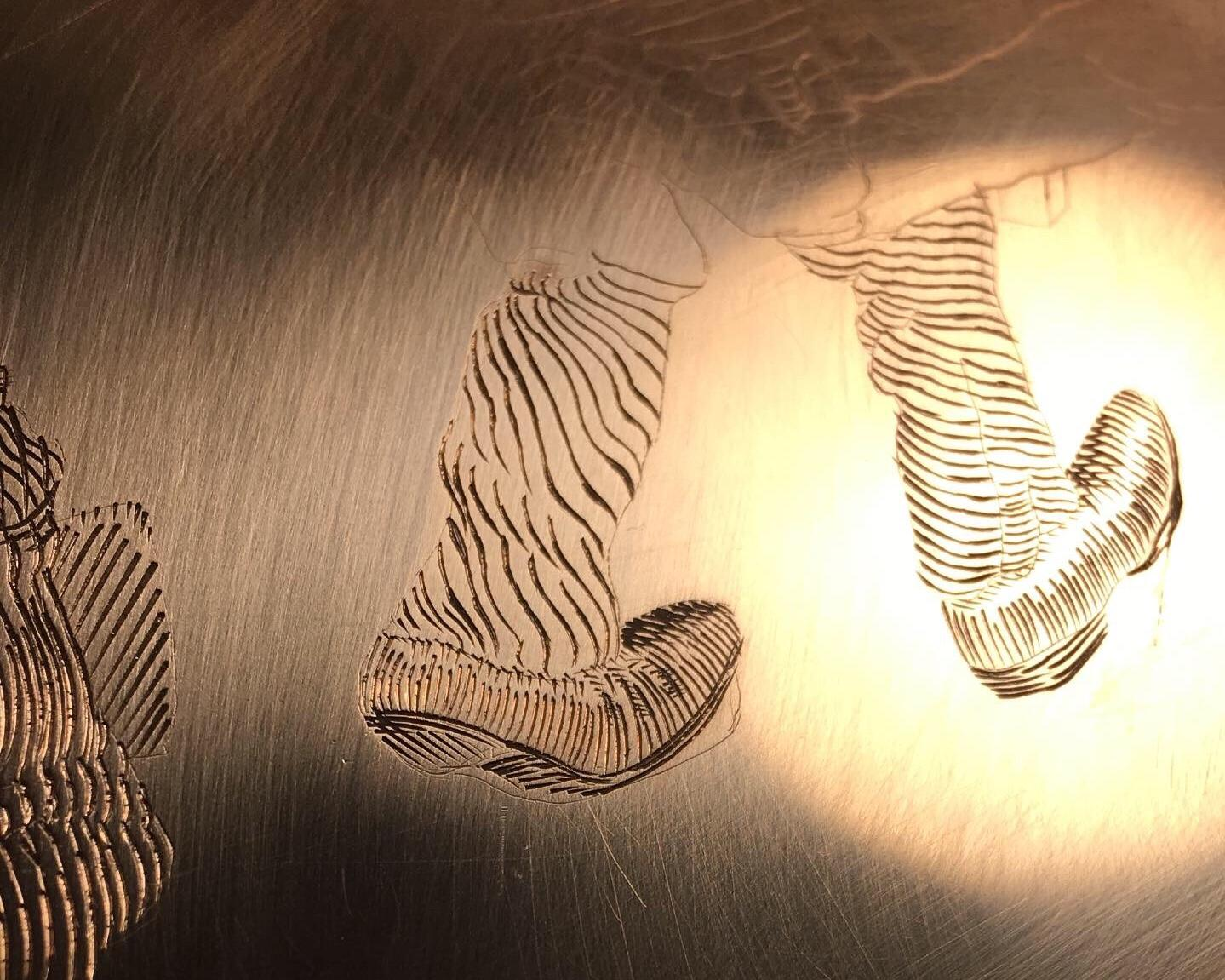 copper engraving