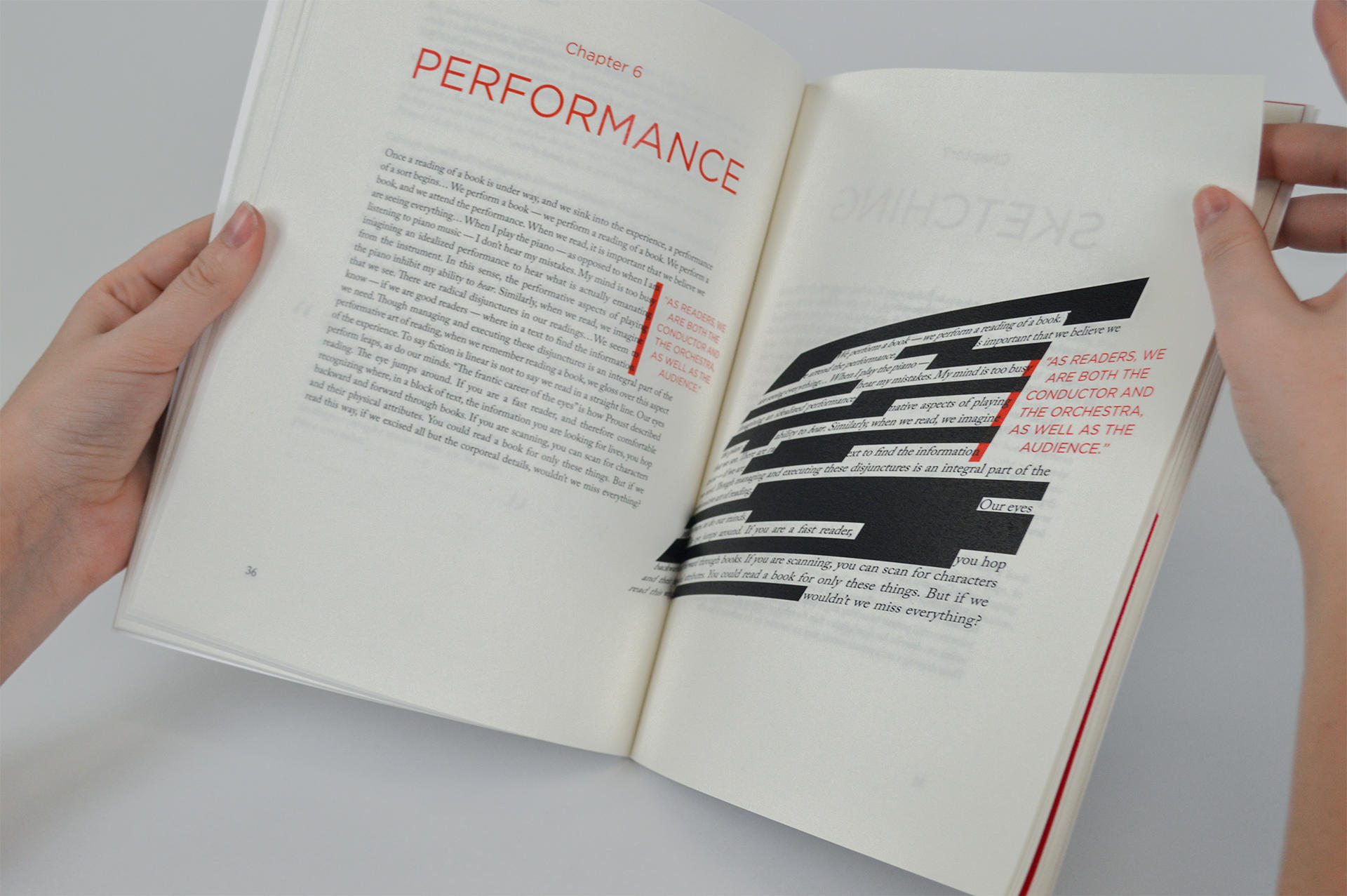 Redesign of Peter Mendelsund's 2014 book